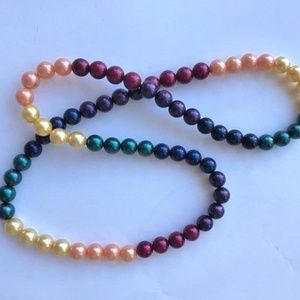 Rainbow Party Beads Pool Party Parade Cruise Pride